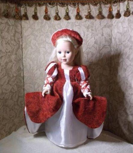 Doll's therapy. Для заболевших куклами. Одежда для куклы.