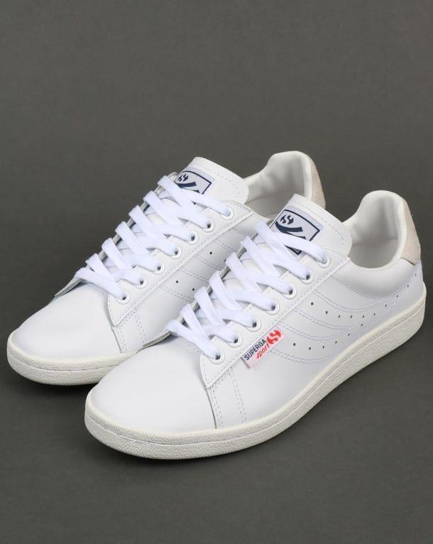 Superga Lendl 4832 Trainers White