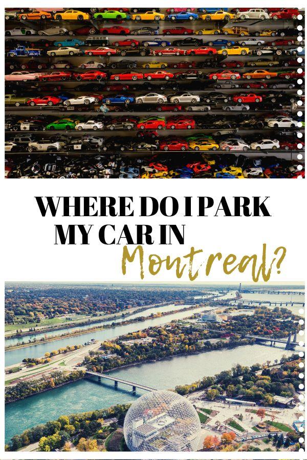 Casino Montreal Parking