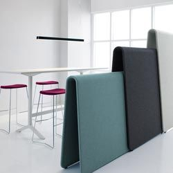 Alp is a sound absorbing mobile room divider with multiple functions from Sweden. It comes in three sizes that can slide into each other or ...