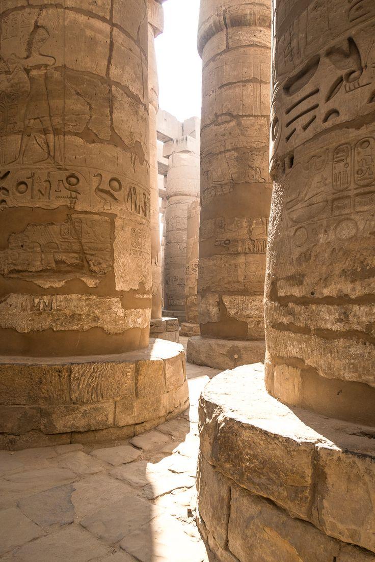 Ägypten-Reise: Der Karnak Tempel in Luxor  (andytravels)