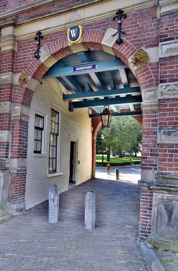 De Gardepoort in Groningen