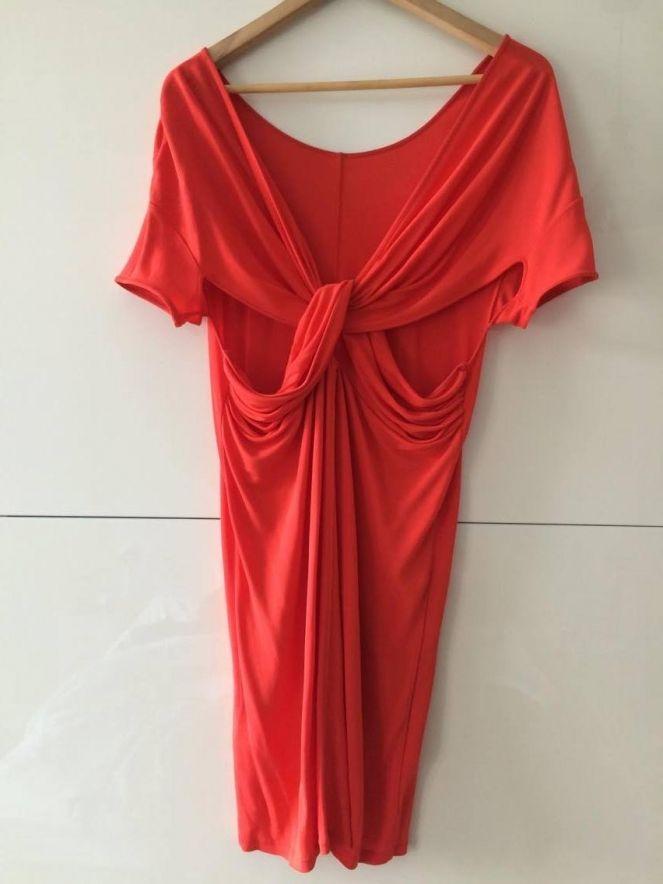 Lækker rød Acne Kjole.  25 kr. om dagen.  #Acne #dress #secondhand