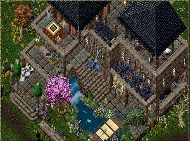 Ultima online house design ideas