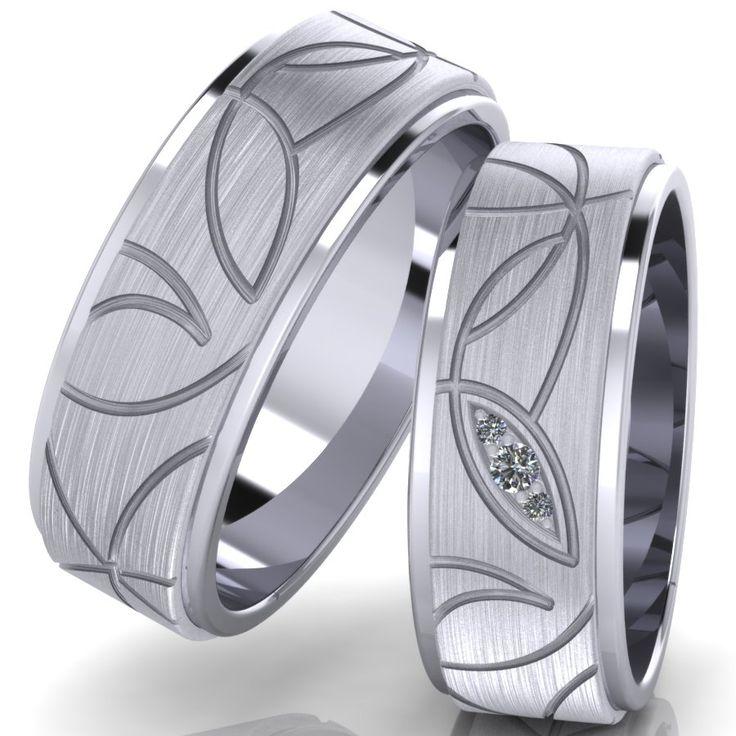 Обручальные кольца ERS34