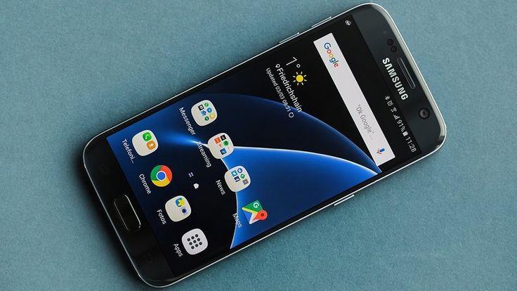 Android Nougat prejudica autonomia no Samsung Galaxy S7 e S7 Edge