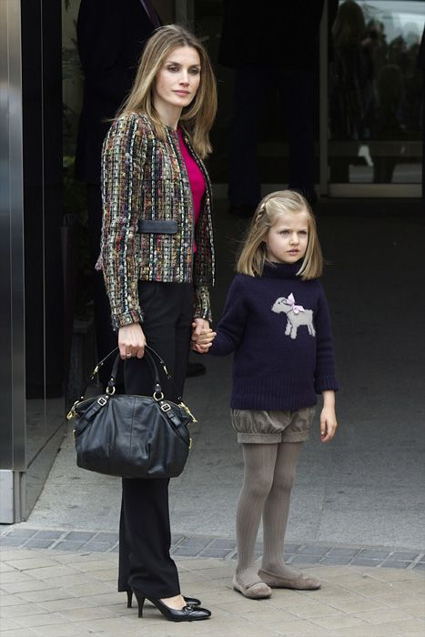 Princess Leonor preparing for her royal role as Spain's future queen - Photo 1   Celebrity news in hellomagazine.com