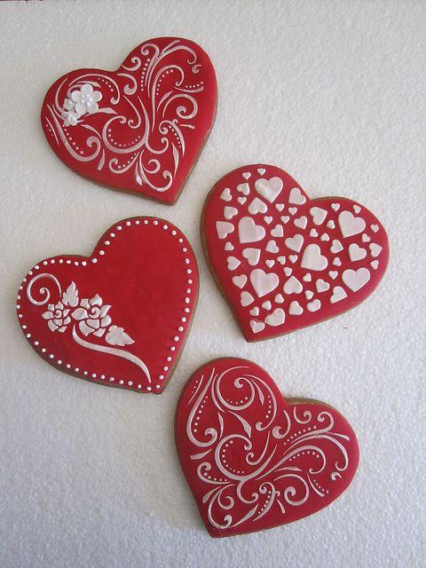 Valentine Cookies | Flickr - Photo Sharing!