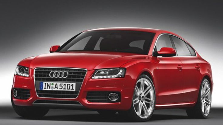Officially Official: 2010 Audi A5 Sportback revealed, not coming Stateside