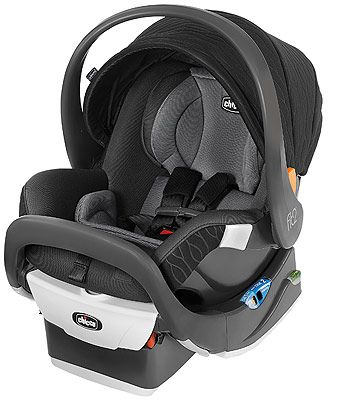 "Chicco Fit2 2-Year Rear-Facing Infant & Toddler Car Seat - Legato - Chicco - Babies ""R"" Us #MKBabyBrunch #sponsor"