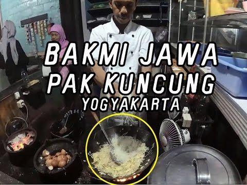 Kuliner Bakmi Jawa - Ternyata ini rahasia Pak Kuncung agar masakannya enak - YouTube