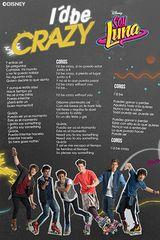 I'd be Crazy - Soy Luna