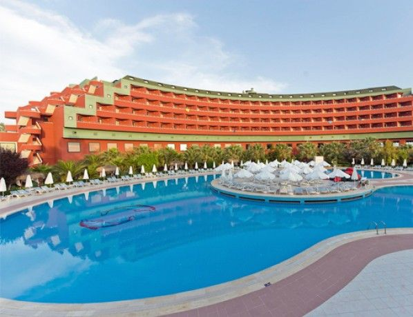 Delphin Deluxe Resort Turcja Alanya • TravelOutlet.pl