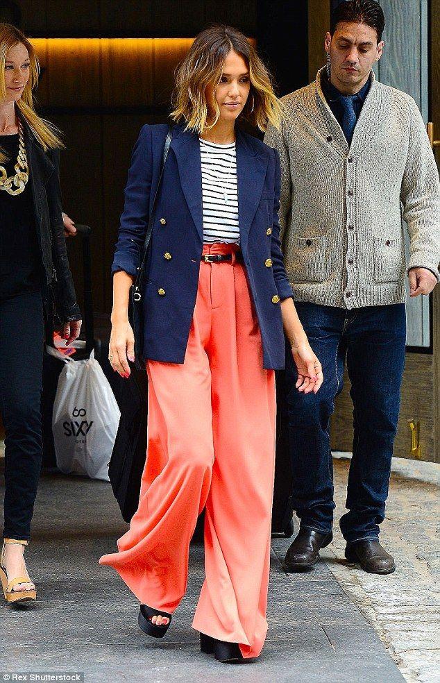 JESSICA ALBA: Η ΠΙΟ STYLISH ΑΝΟΙΞΙΑΤΙΚΗ ΕΜΦΑΝΙΣΗ | FASHION http://qtv.gr/fashion/?p=357