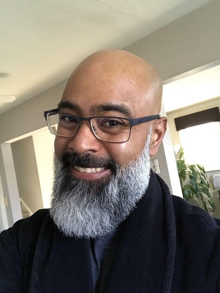 #beard #bald