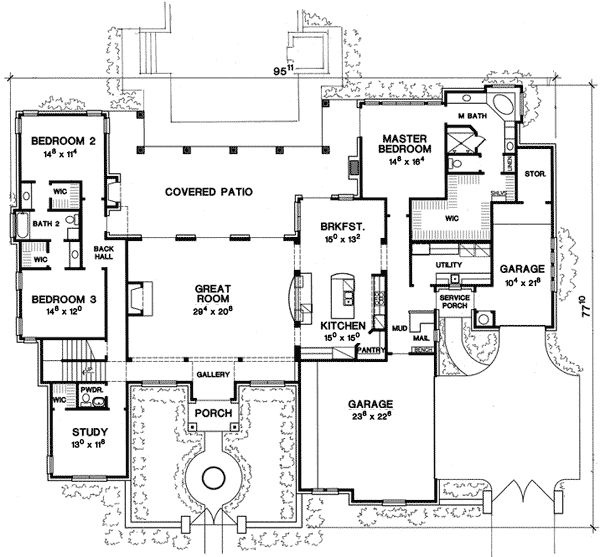 251 Best Images About House Plans On Pinterest