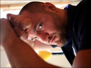 In 2009, Devon 'Hannibal' Nicholson was about to embark on his career as a professional wrestler in the World Wrestling Entertainment (WWE) organization. This lifelong dream was crushed when a medical examination revealed he was infected with hepatitis C. Upon hearing the results of his blood test, the WWE rescinded their contract offer.