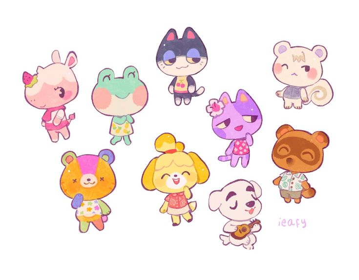 15+ Lucky villager animal crossing images
