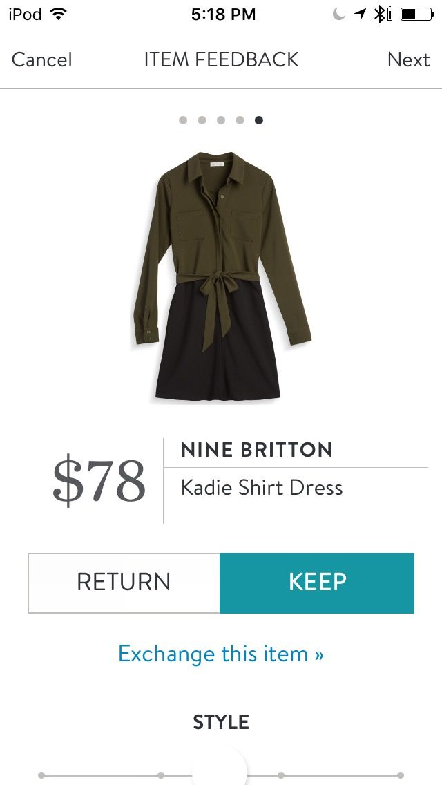 I love Stitch Fix! A personalized styling service and it's amazing!! Simply fill out a style profile with sizing and preferences. Then your very own stylist selects 5 pieces to send to you to try out at home. Keep what you love and return what you don't.