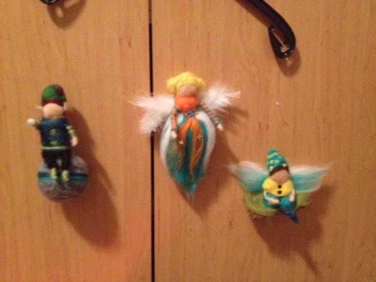 Engel- und Elfenkinder