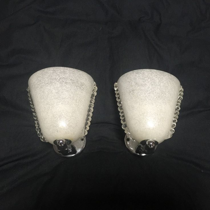 A personal favourite from my Etsy shop https://www.etsy.com/listing/271500583/pair-of-wall-sconces-by-venini-pulegoso