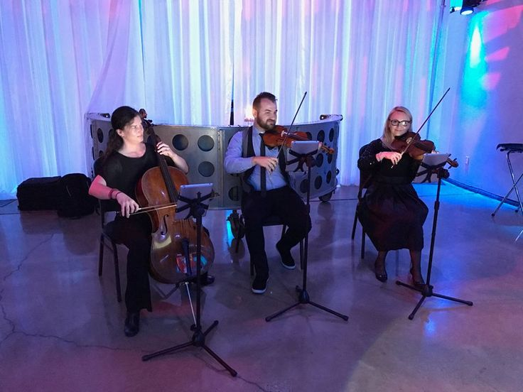 Last Sunday, Miha, Vicotoria, and Mugu performed at a surprise birthday party for a wonderful 75 year old man. He had such a beautiful family and a great legacy! It all took place at an amazing venue, The Fuge.  http://philadelphiaquartet.com/  #psq #birthday #philadelphiaband #philadelphiabirthday #birthdayparty #birthdaymusic #band #thefuge