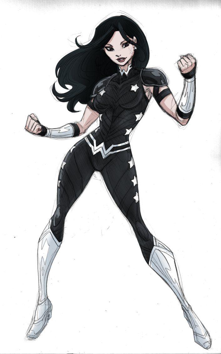 394 Best Jla Girls Images On Pinterest  Comics, Superhero -7679