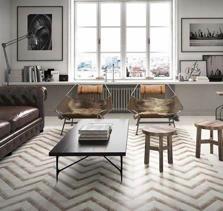 Geometric Porcelain Floor Tile Design By Aparici Of Spain