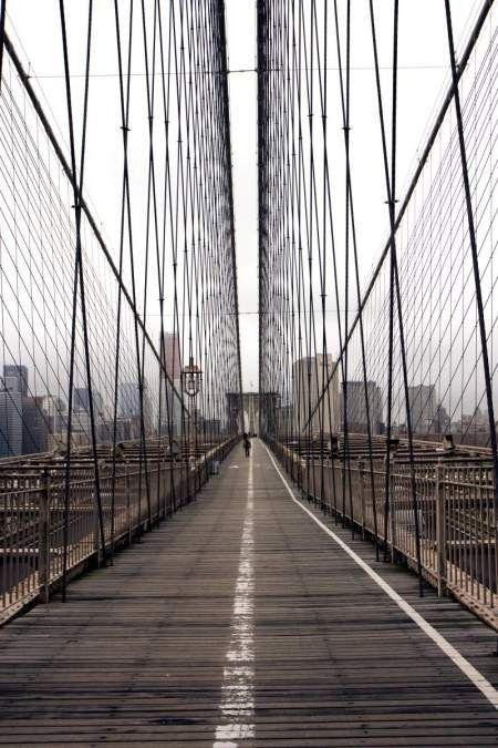 Brooklyn bridge #fototapeta #fototapety