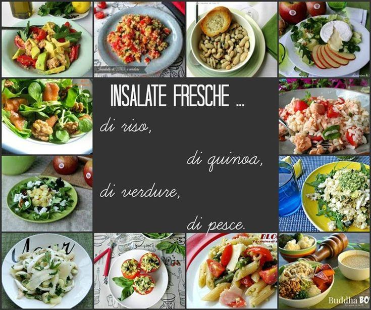 RICETTE LEGGERE con verdure