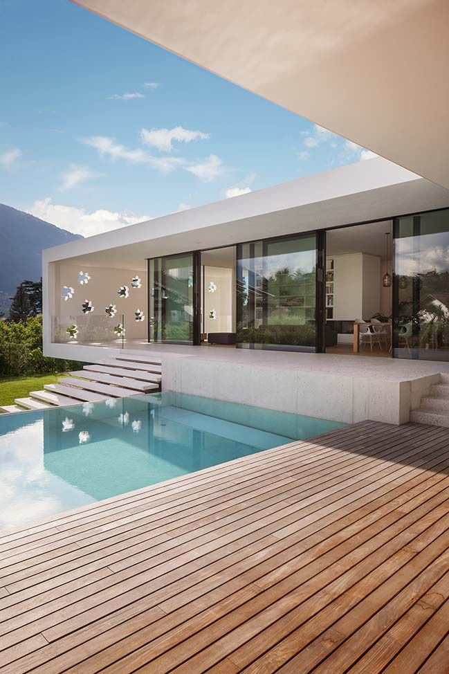 House T In Meran By Monovolume Architecture Design Modern