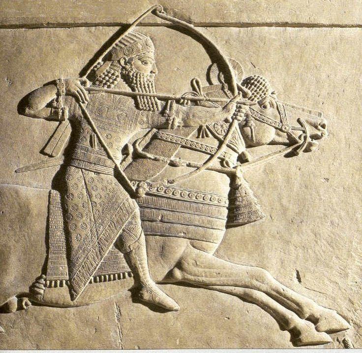 Gli Assiri. Assurbanipal e la biblioteca