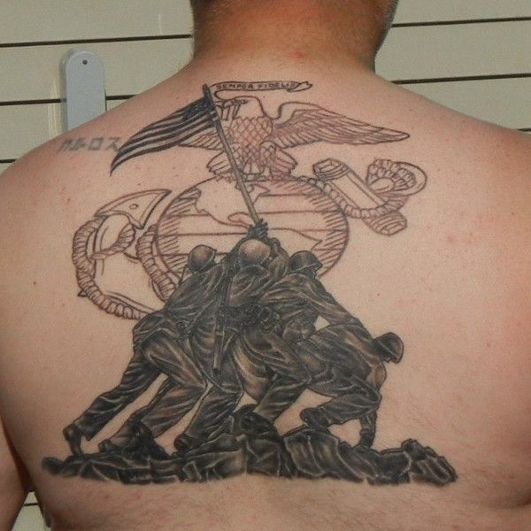 Marine corps tattoos designs 2 Tattoo Picture TattooToDo.Com