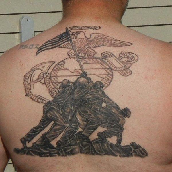 Marine corps tattoos designs 2 Tattoo Picture TattooToDo.Com