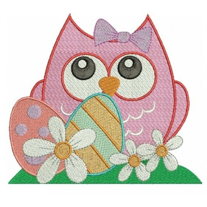 The 65 Best Easter Embroidery Designs Images On Pinterest Machine