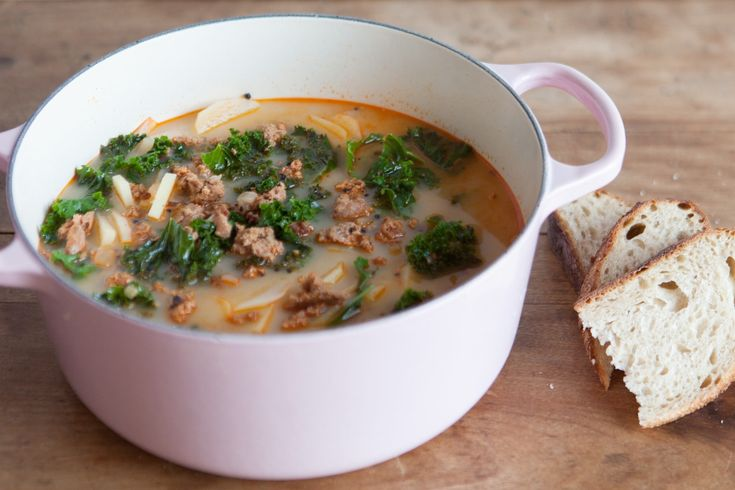 Recipe: Zuppa Toscana — Recipes from The Kitchn