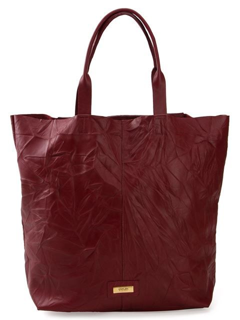 Compre Osklen Bolsa de couro em Osklen from the world's best independent boutiques at farfetch.com. Shop 300 boutiques at one address.