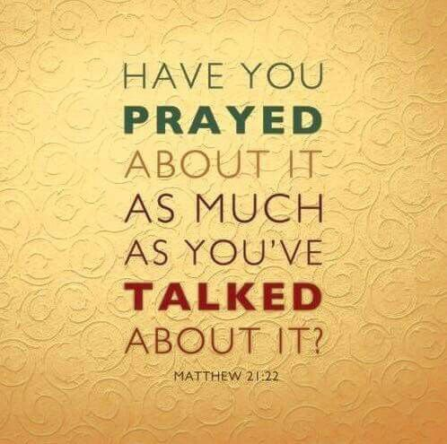 God is your friend. Talk to Him.