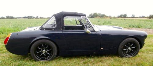 5 speed mg midget