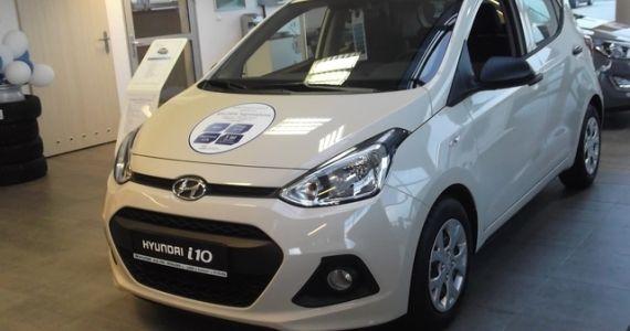 Hyundai i10 benzyna (66KM) wersja ACCESS http://hyundai.lubin.pl/oferta/hyundai-i10-go/28