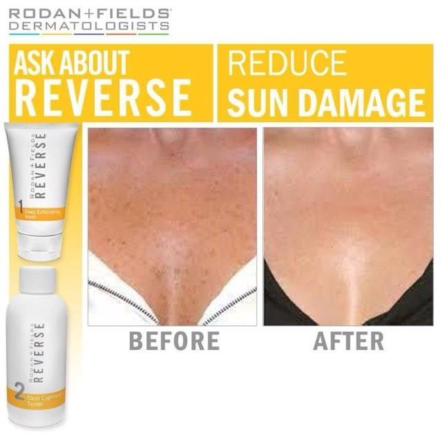 t's not what you see... it's what you DON'T see that's so dangerous! There has never before been a solution for reversing sun damage, but now we have one, and it's risk free to try! Follow this link to get your own 2 month supply, but don't forget to first ask me about a great discount and free shipping! http://lanamay.myrandf.com