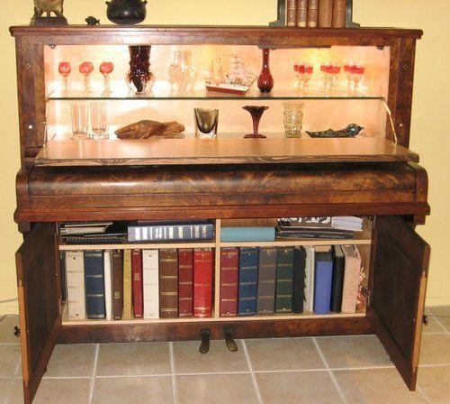 piano repurpose ideas 13 mejores imgenes de repurpose en pinterest madera muebles y