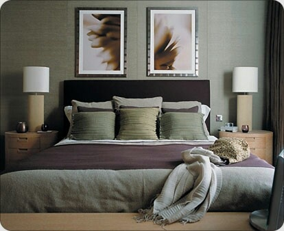 Sage Plum Bedroom For The Home Pinterest 2 Big