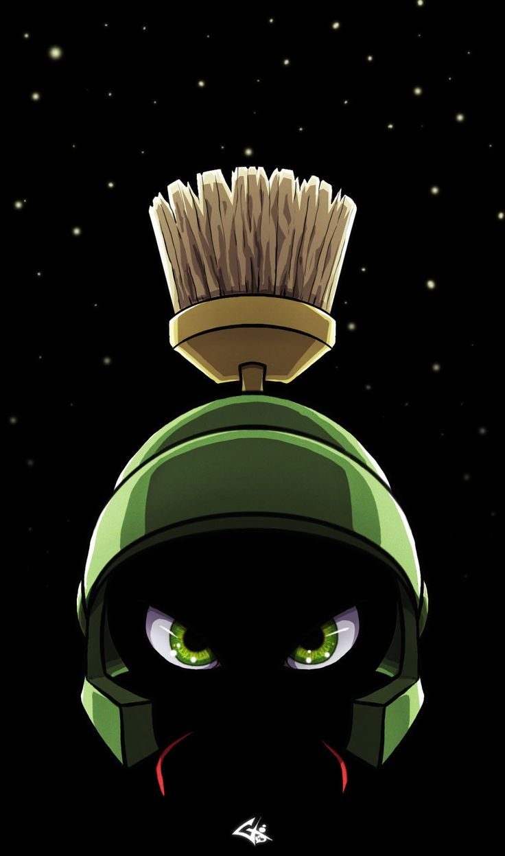 Marvin the Martian Emperor by ~G-Chris on deviantART