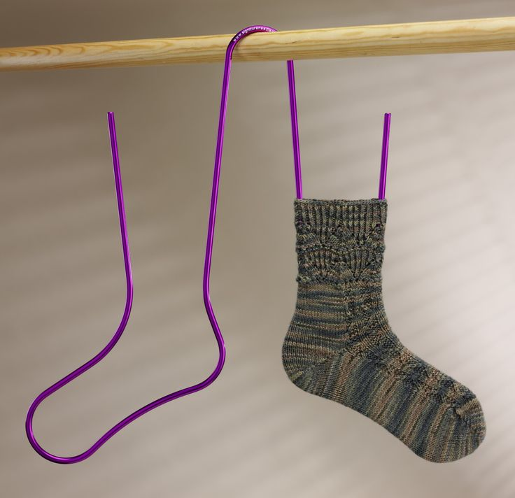 Signature Sock Blocker - this company's designs are always so innovative!