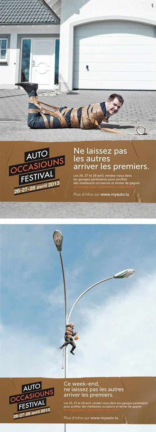 AutoOccasiounsfestival - Concept Factory - 2013