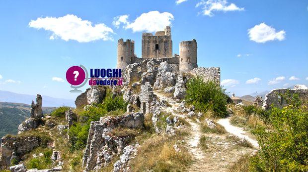 Itinerario: Rocca Calascio, borgo di Calascio e Santo Stefano di Sessanio