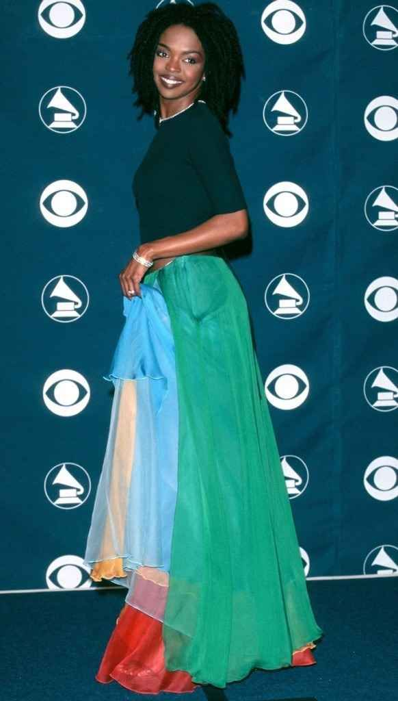Lauryn Hill and her history-making locs.
