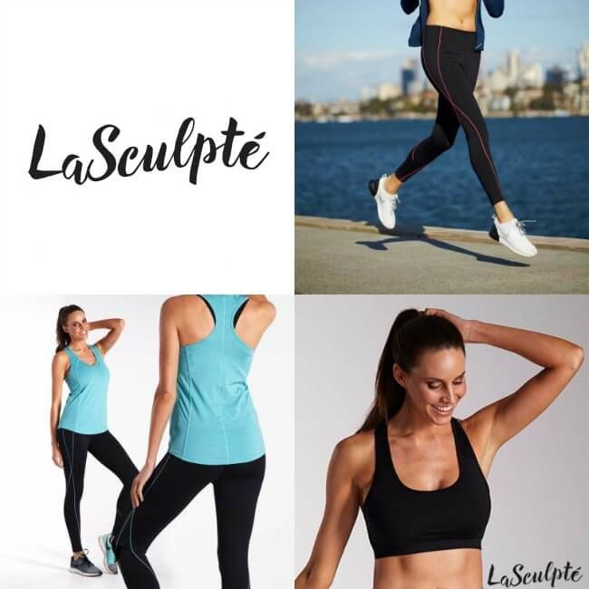 Thanks to our Sponsor,  LaSculpte we have fantastic Give Away for you.  WIN an Active & Shapewear Pack by RRP $318.80.  One Prize. One Winner. Good Luck