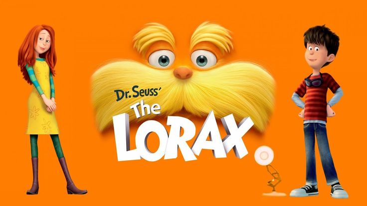 912-The Lorax Movie-Illumination Entertainment Spoof Pixar Lamps Luxo Jr...